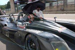 Brent Verheyen in de GHK Racing by T2 Norma M20 FC