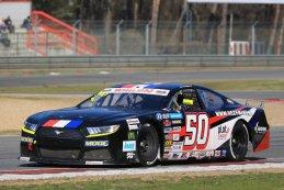 Loris Hezemans - NASCAR Ford Mustang