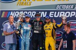 Stienes Longin 2017 Nascar Whelen Euro Series Junior kampioen