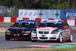 Simtag Racing - BMW E90 325i vs. JJ Motorsport - BMW E90 325i