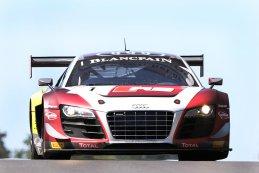 Belgian Audi Club Team WRT- Audi R8LMS Ultra