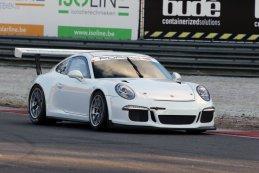Peter Van Delm - Porsche 991 GT3 Cup