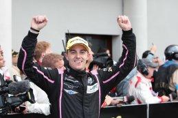 Bertrand Baguette en zijn maats winnaars in LMP2