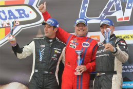 Podium Race 1 NASCAR Whelen Euro Series Elite 2 - Circuit Zolder