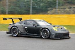 Project 1 - Porsche RSR GTE