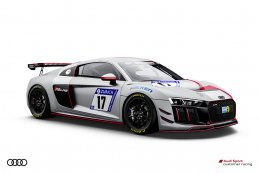 Audi Sport Team Phoenix - Audi R8 LMS GT4