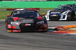 Belgian Audi Club Team WRT - Audi R8 LMS GT3 #1