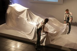 Presentatie Sauber C32