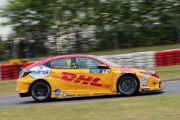 Tom Coronel - Boutsen-Ginion Honda