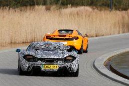 McLaren MP4-12C & McLaren P1