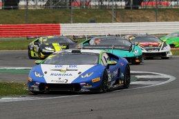 Niels Lagrange & Pieter Vanneste - Lamborghini Super Trofeo