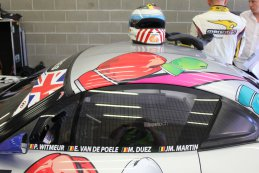 """Marc VDS & Friends Racing Against Cancer"" BMW Z4"