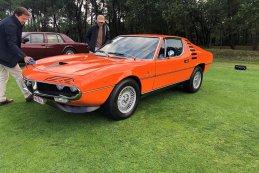 Alfa Romeo Montreal van Patrick Van Glabeke