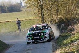 Tom Van Rompuy - Jens Vanoverschelde  -  BMW M3