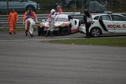 Crash Porsche #92