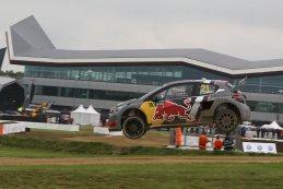 Timmy Hansen: Peugeot 208