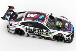 Tom Blomqvist BMW M4 DTM