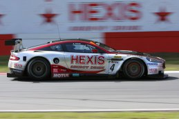 Hexis Racing - Aston Martin DBR9 GT1
