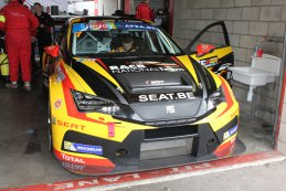 Sam Dejonghe/Denis Dupont - RACB National Team Seat Leon TCR