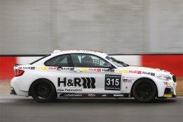 Team WSM - H&R Spezialfedern - BMW M235i Cup