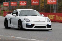 Hakan Karaca - Porsche Cayman GT4