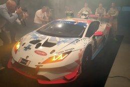 Voorstelling WCB Racing Team Lamborghini Huracán