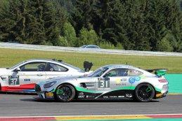 Bas Schouten/Sam Dejonghe- SRT Mercedes AMG GT4