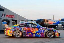 Rum Bum Racing - Porsche 911 GT America
