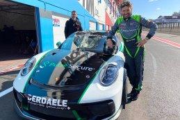 Koen en Kris Wauters bij de Belgium Racing - Porsche 911 GT3 Cup