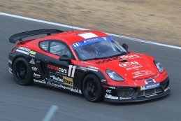 PG Motorsport - Porsche Cayman GT4 MR