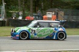 Qvick Motors Racing - Mini Cooper S3