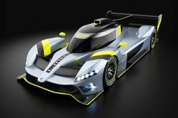 ByKOLLES Racing PMC LMH Hypercar - trackday versie
