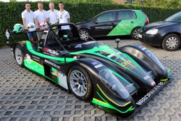 B&T Racing - Radical SR3-RS