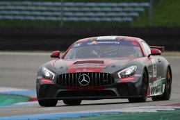 Silver Eagle Racing by Getspeed - Mercedes-AMG GT4