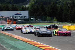 Start Main Race Blancpain GT Sports Club