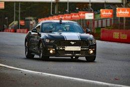 Sarah Bovy - Ford Mustang