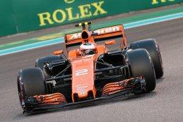 Stoffel Vandoorne - McLaren Honda