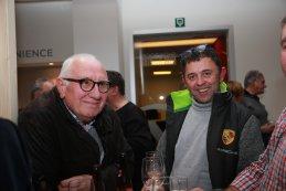 Willy Plas en Pascal Gaban