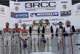 Podium BRCC