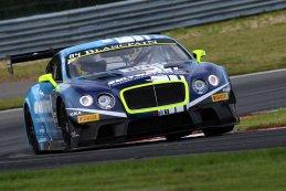 Bentley Team HTP Continental GT3