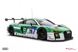 Audi Sport Team Land - Audi R8 LMS