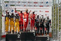 2021 Belcar New Race Festival Algemeen Podium