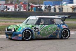 Qvick Motor Racing - Mini Cooper S3