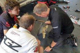 Defecte wielmoer Red Ant Racing Porsche 911
