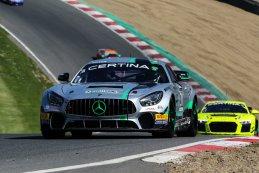 Ward Sluys/Bas Schouten - SRT Mercedes-AMG GT4
