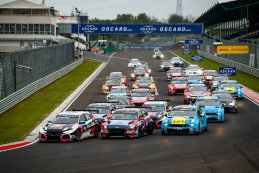 Start 2019 WTCR Hungaroring