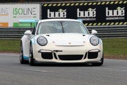 Erik Bruynoghe - Porsche 991 GT3 Cup