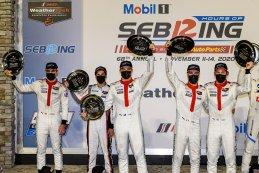 Porsche pakt 1-2 in GTLM