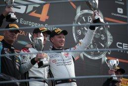 Podium GT4-Am Monza