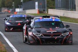 Hamofa Motorsport - BMW i8 GTR en McLaren 570S